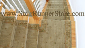 Contemporary Stair Runner