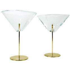 Contemporary Liquor Glasses by Maison Numen - Home Decor