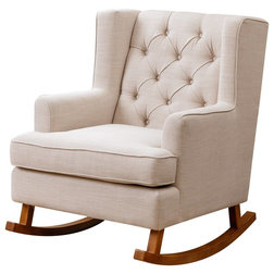 Transitional Rocking Chairs by Abbyson Living