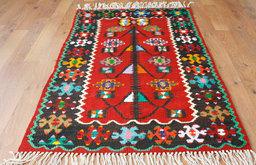 Turkish Kilim Anatolian Rug by Turkish Museum
