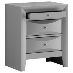 Transitional Nightstands And Bedside Tables by Glory Furniture
