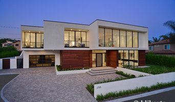 Ultra Modern Home in Los Angeles Photography by klikarts Drone Aerial Video