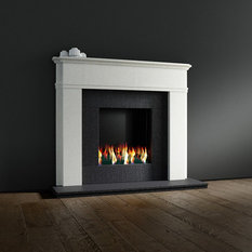 Buy Contemporary Fireplace Surrounds On Houzz