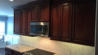 Townhome Kitchen Renovation