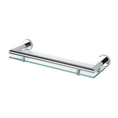 Geesa 6501-02-35 Nemox Bathroom Shelf