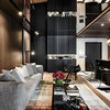 Houzz Tour: Pushing Boundaries in a Flat That
