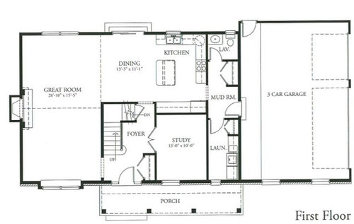 Need help with planning open-space living room