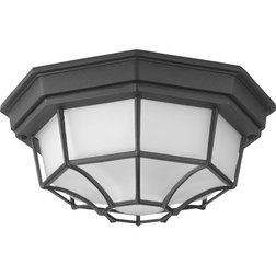 Transitional Outdoor Flush-mount Ceiling Lighting by Progress Lighting