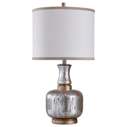 Farmhouse Table Lamps by StyleCraft