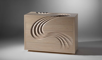 'Cascade' chest of drawers