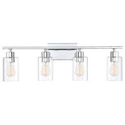 Contemporary Bathroom Vanity Lighting by Lighting New York