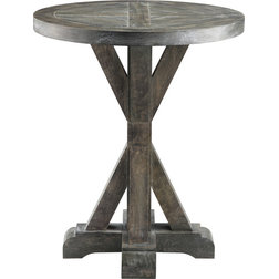 Epic Farmhouse Side Tables And End Tables by HedgeApple