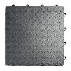 12 X12 Garagedeck Modular Garage Flooring Graphite