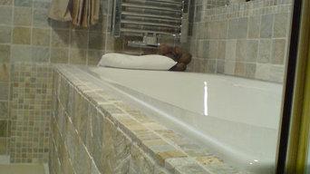 Naturstein Badezimmer