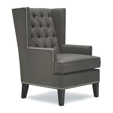 50 Most Popular Tufted Wingback Chair For 2019 Houzz