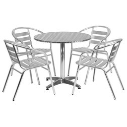 Contemporary Outdoor Dining Sets by ergode