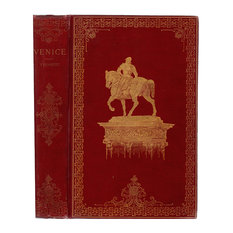 Decorative Book, Venice, Its History, Art & Modern Life