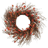 """Country Bittersweet Wreath, 22"""""""