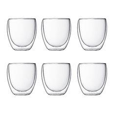 Bodum USA, Inc. - Pavina Glas 6er Set 0.25 Liter Bodum - Gläser