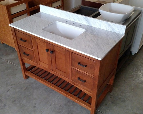 . Adler Craftsman Vanity