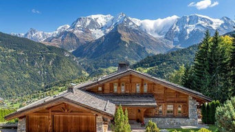 Stunning Chalet in St Gervais Les Bains, French Alps