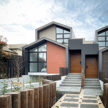 Camberwell townhouses