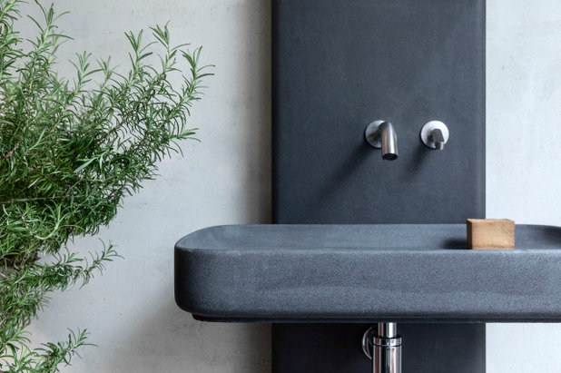 Petra wash basin by Diego Vencato and Marco Merendi for Agape