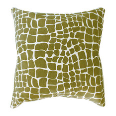 Cape Town Cushion Cover, Olive