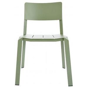 Tri Tube Chair, Olive