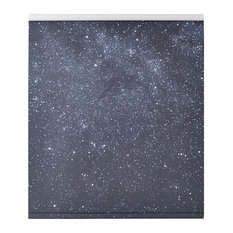 Milky Way Automatic Blackout Roller Blind, 120x180 cm