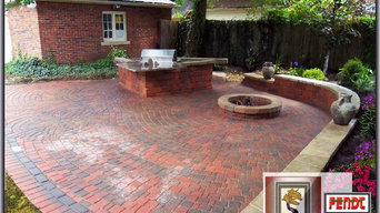 Finish Fire Pit & Grill