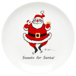 Contemporary Holiday Dinnerware by Original Depler