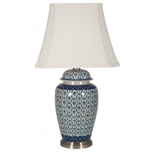 Chika Table Lamp Blue