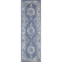 Contemporary Hall And Stair Runners by Bashian
