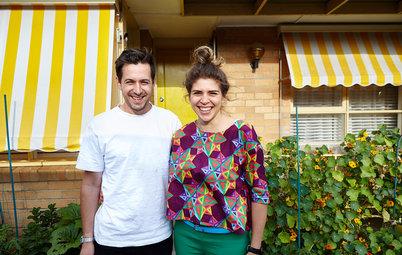 My Houzz: A DIY Queen's Sweet Suburban Dream