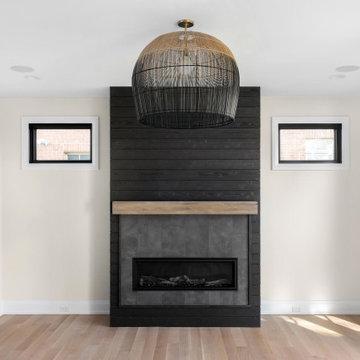 Transitional & Moody: Custom Home 004