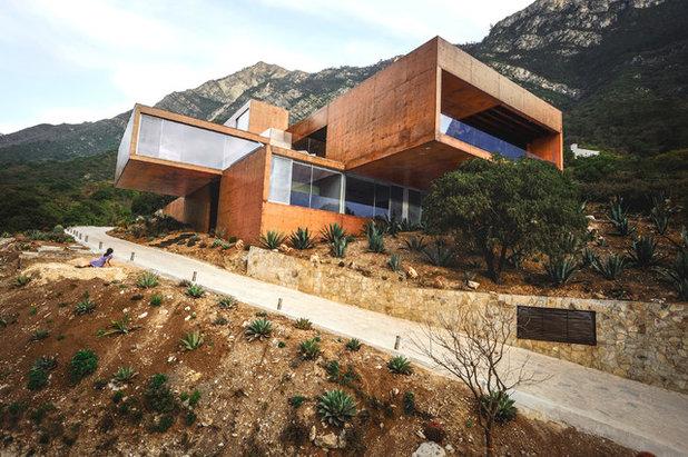 Contemporáneo  by P + 0 Arquitectura