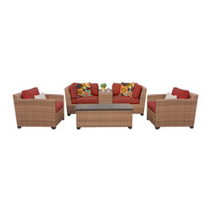 Tropical Patio Furniture Amp Outdoor Furniture Houzz