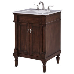 Traditional Bathroom Vanities And Sink Consoles by Fratantoni Lifestyles