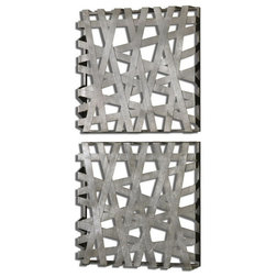 Amazing Industrial Metal Wall Art by Furniture East Inc