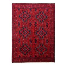 Abtin Afghan Rug, 200x290 cm