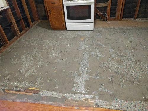 Identify Flooring Asbestos