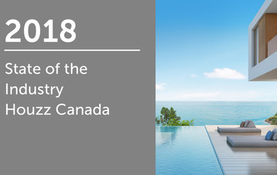 2018 CA Houzz State of the industry
