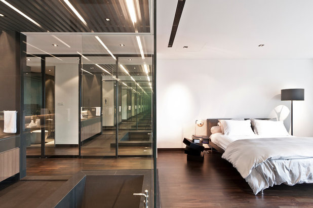 Contemporary  by A_Collective Architects