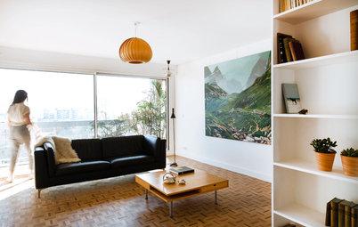 Visite Privée : Un 98 m² traversant et raffiné à Paris