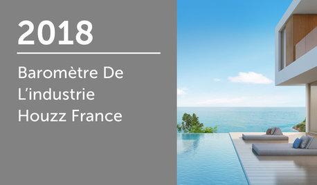 Baromètre de l'industrie Houzz France 2018
