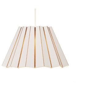 Andbros Model No 1 Pendant Lamp, White, Small