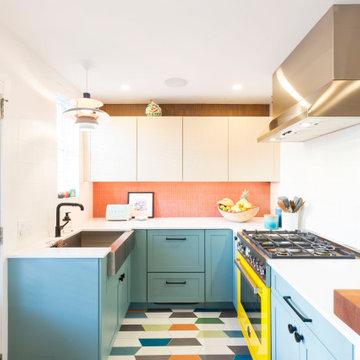 Carpenter Street - Kitchen