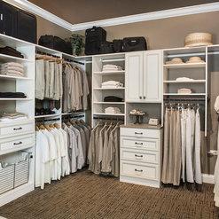 Merveilleux Custom Closets