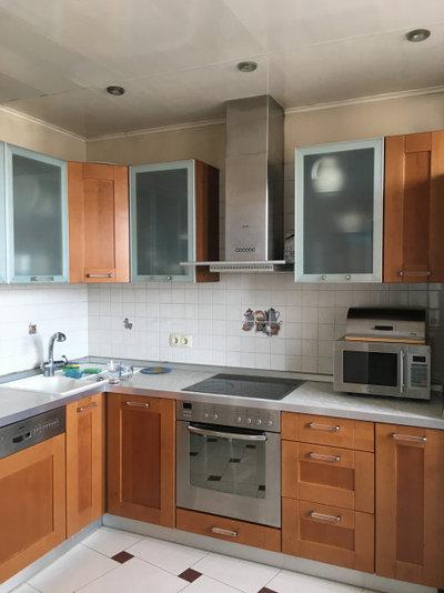 Таймлайн и бюджет ремонта: Квартира на Кравченко